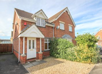 Thumbnail 2 bed semi-detached house for sale in Lavender Way, Bradley Stoke, Bristol