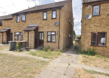 Thumbnail 1 bed terraced house to rent in Chiltern Gardens, Waller Avenue, Luton