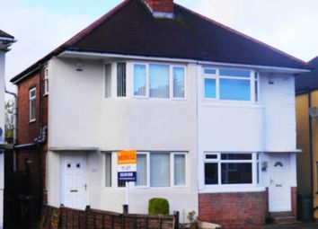 Thumbnail 2 bed semi-detached house to rent in Castle Lane, Solihull