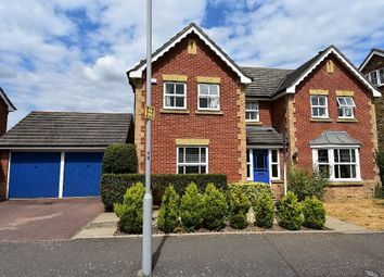 Thumbnail 4 bed detached house for sale in Northweald Lane, North Kingston