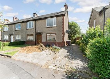 Thumbnail 2 bed cottage for sale in Lobnitz Avenue, Renfrew, Renfrewshire, House