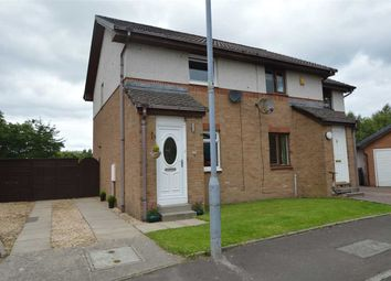 Thumbnail 2 bed semi-detached house for sale in Darnaway Drive, Glasgow