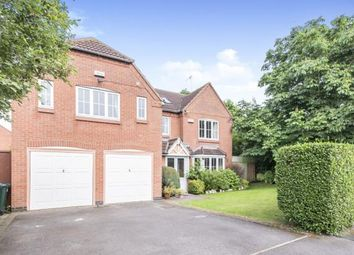 Thumbnail 5 bed detached house for sale in Bars Hill, Costock, Loughborough, Leicestershire