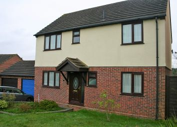 Thumbnail 4 bed detached house to rent in Bullfinch Close, Colchester, Essex