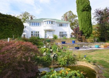 Thumbnail 5 bed detached house for sale in Ruxley Crescent, Esher