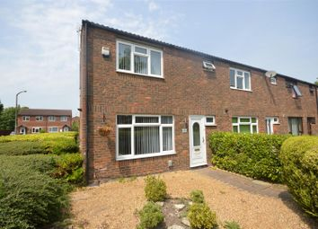 Thumbnail 3 bed end terrace house for sale in Hammersmith Gardens, Houghton Regis, Dunstable