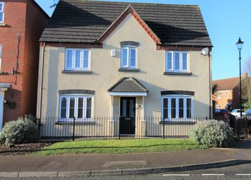 Thumbnail 3 bed detached house for sale in Hedge Lane, Witham St. Hughs, Lincoln