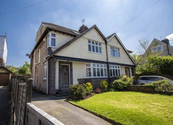 Thumbnail 5 bed semi-detached house for sale in Kewstoke Road, Stoke Bishop, Bristol