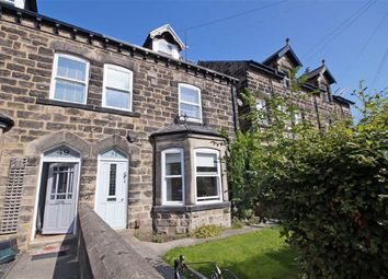 Thumbnail 3 bedroom end terrace house to rent in Grove Road, Harrogate, North Yorkshire