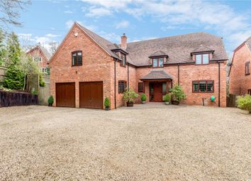 Thumbnail 5 bed detached house for sale in Collaroy Road, Cold Ash, Thatcham, Berkshire