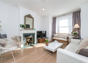 Thumbnail 3 bedroom terraced house to rent in Pirbright Road, Southfields, London