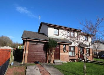Thumbnail 3 bedroom property for sale in Ben Vorlich Drive, Glasgow, Lanarkshire