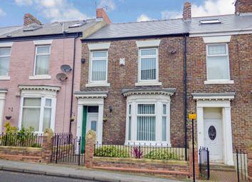 Thumbnail 3 bed terraced house for sale in Peel Street, Sunderland