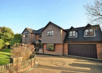 Thumbnail 4 bed detached house for sale in Knoll Park, Truro, Cornwall