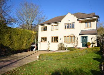 Thumbnail 4 bedroom detached house for sale in Downs Way Close, Tadworth