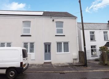 Thumbnail 3 bed semi-detached house for sale in Slades Road, St. Austell