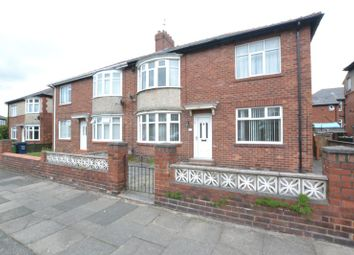 Thumbnail 2 bed flat to rent in Birchwood Avenue, High Heaton, Newcastle Upon Tyne