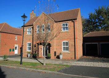 Thumbnail 3 bed detached house for sale in Prestwold Way, Aylesbury