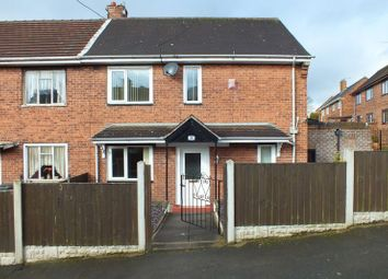 Thumbnail 3 bed semi-detached house to rent in Gowan Avenue, Burslem, Stoke-On-Trent