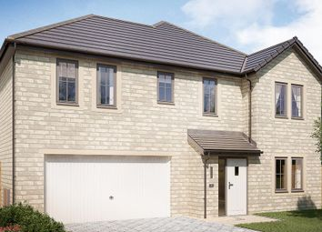"Thumbnail 4 bed detached house for sale in ""The Westbury"" at Garden House Drive, Acomb, Hexham"