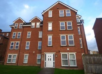 Thumbnail 2 bedroom flat for sale in Stitch Lane, Heaton Norris, Stockport, Greater Manchester