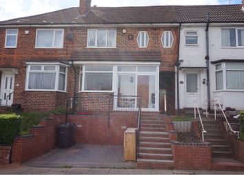 Thumbnail 3 bed terraced house for sale in Oundle Road, Kingstanding, Birmingham