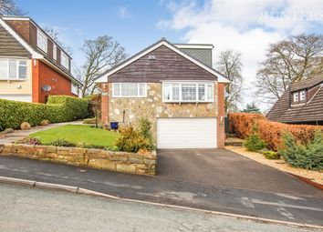 Thumbnail 3 bed detached house for sale in Hazelwood Road, Endon, Stoke-On-Trent