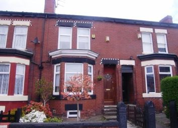 Thumbnail 3 bedroom terraced house for sale in Laindon Road, Manchester, Greater Manchester, Uk