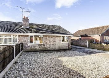 Thumbnail 2 bed semi-detached bungalow for sale in Parkway, Armthorpe, Doncaster