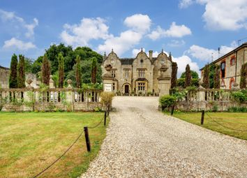 Thumbnail 8 bed detached house for sale in Cleycourt Manor, Bourton, Wiltshire