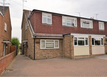 4 bed semi-detached house for sale in Crays Hill, Billericay CM11