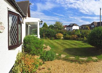 Thumbnail 3 bed bungalow for sale in Cudlow Avenue, Rustington, West Sussex