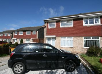 Thumbnail 3 bed semi-detached house for sale in Coyford Drive, Marshside, Southport