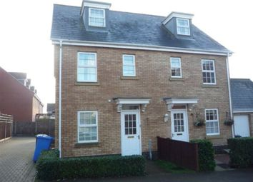 Thumbnail 3 bedroom property to rent in Caddow Road, Norwich