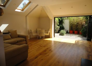 3 bed maisonette to rent in Sedlescombe Road, London SW6