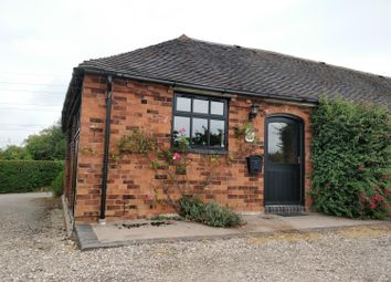 Thumbnail 2 bed barn conversion to rent in Gorton Lodge Farm, Longdon