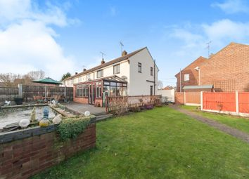 Thumbnail 3 bed end terrace house for sale in Hall Estate, Goldhanger, Maldon