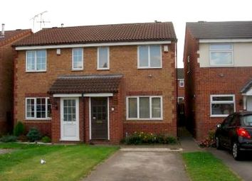 Thumbnail 2 bedroom semi-detached house to rent in Ayton Gardens, Chilwell