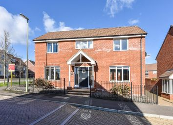 4 bed detached house for sale in Portland Close, Andover SP11