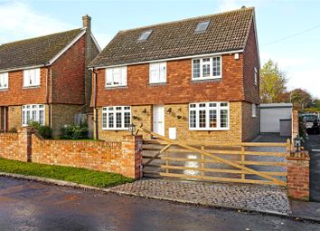 Thumbnail 5 bed detached house for sale in School Lane, West Kingsdown, Sevenoaks, Kent