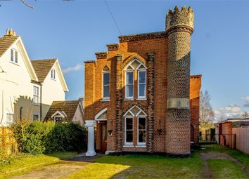 Thumbnail 4 bed detached house for sale in Bredfield Road, Woodbridge, Suffolk
