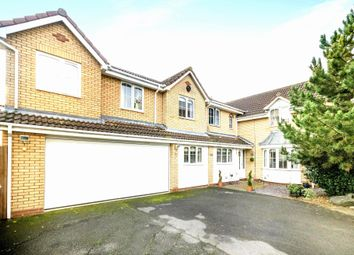 Thumbnail 5 bedroom detached house for sale in Kilverstone, Werrington, Peterborough