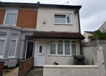 Thumbnail 2 bed end terrace house to rent in Carnarvon Road, Portsmouth, Hampshire