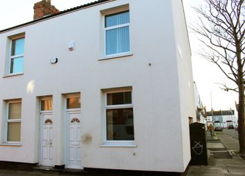 Thumbnail 2 bed end terrace house to rent in Wentworth Street, Middlesbrough