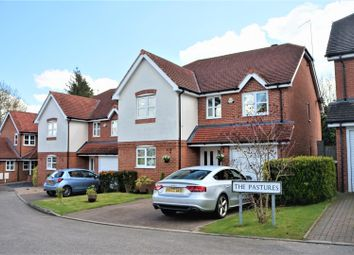 Thumbnail 4 bed detached house for sale in The Pastures, Anstey, Leicester