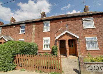 Thumbnail 2 bed cottage for sale in High Road, Trimley St Martin
