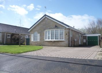 Thumbnail 3 bed bungalow to rent in Sandringham Close, Haxby, York