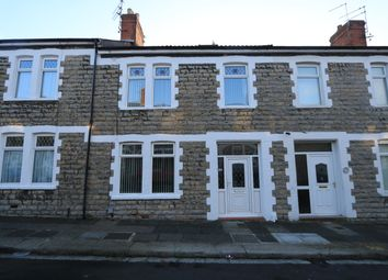 Thumbnail 4 bed terraced house for sale in Princes Street, Barry