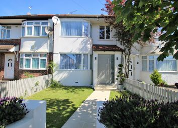 Thumbnail 3 bed terraced house for sale in David Avenue, Greenford