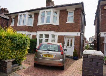 Thumbnail 3 bedroom semi-detached house for sale in Moordale Road, Grangetown, Cardiff